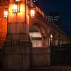 夜の東京散歩:マーチエキュート神田万世橋