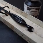 小樽とガラスペン