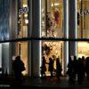 夜の東京散歩:銀座