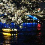 夜の東京散歩:隅田川