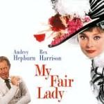 My Fair Ladyのオードリーのように話す女性