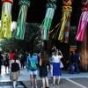 東京散歩:夏の風物詩、靖国神社の「みたままつり」