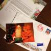 『サンタクロースからのお手紙』