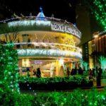 夜の東京散歩:有楽町から日々谷