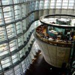 東京散歩:乃木坂の『国立新美術館』