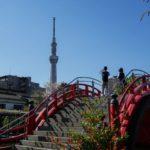東京散歩:亀戸香取神社、亀戸天神