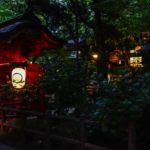 夜の東京散歩:愛宕山から新橋