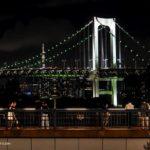 夜の東京散歩:お台場
