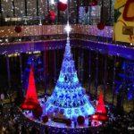 夜の東京散歩:Christmas Illuminationの丸の内